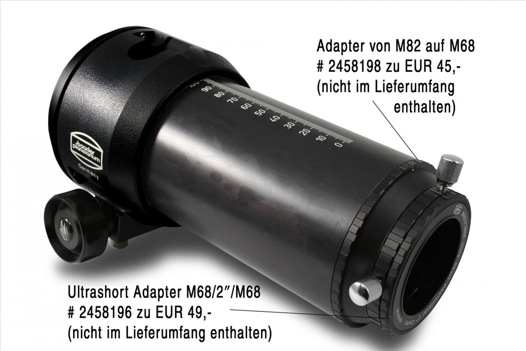 "Baader 3"" Hyperion Focuser for Refractors with 130mm Travel"