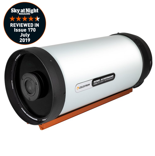 "Celestron RASA 8"" with Sky at Night Review Score"