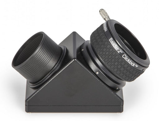"Baader 2""/90° Astro Amici-Prism with BBHS® Coating and ClickLock Eyepiece Clamp"