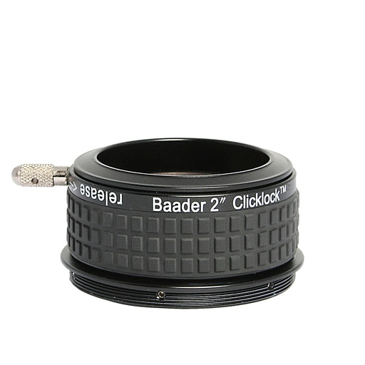 "Baader 2"" ClickLock 2.7""a UNF/24G clamp for AstroPhysics / TEC Telescopes with 2.7"" Threaded Focusers"