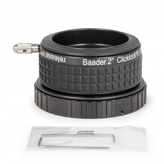 "Baader 2"" M68i x 0.75 ClickLock Clamp for Bresser Hexafoc / Explore Scientific / Omegon"