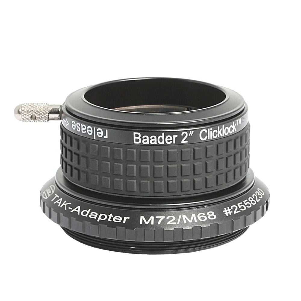 "Baader 2"" M72a ClickLock Clamp for Takahashi Telescopes"