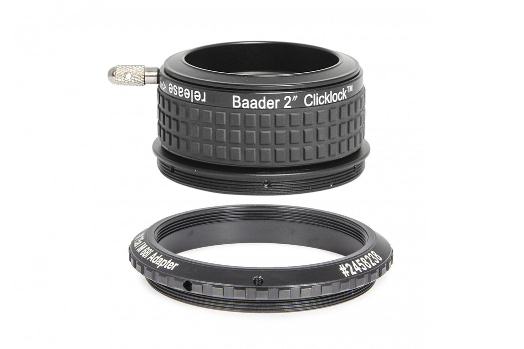 "Baader 2"" M75a x 1 ClickLock Clamp for Feathertouch 3"" Focusers"