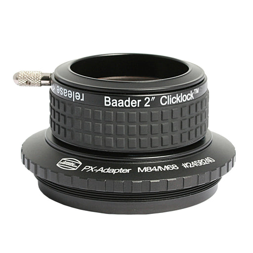 "Baader 2"" M84a ClickLock Clamp for Pentax Telescopes"
