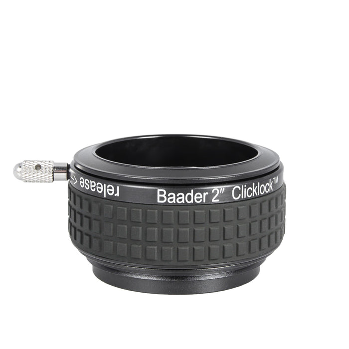 "Baader 2"" ClickLock S58 Clamp with Ring-Dovetail for Baader Diamond Steeltrack Focusers"