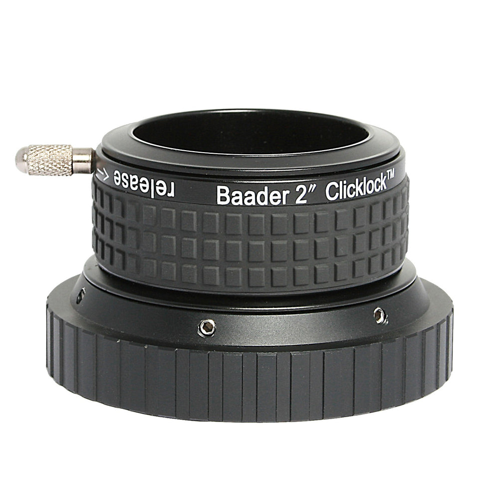"Baader 2"" SCL (3.3"") ClickLock Clamp for Large SCT/Edge HD (C9¼"" - C14"") Telescopes"