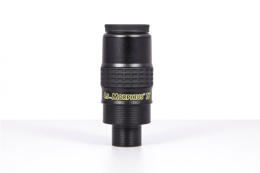 "Baader 2"" Safety Kerf Nosepiece with 2"" Filter Thread - on a Baader Morpheus Eyepiece"
