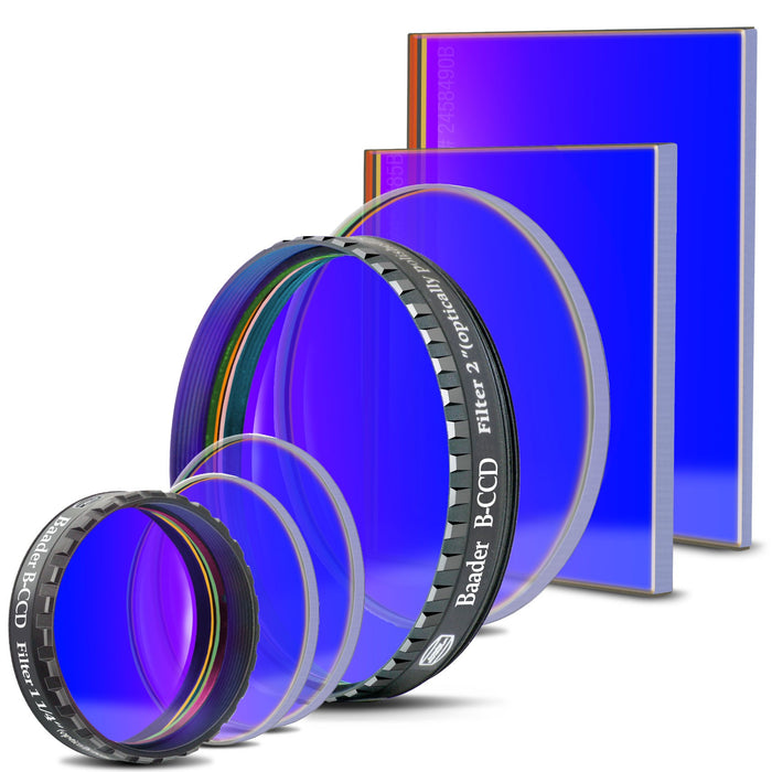 Baader RGB Filters (Individual) - BLUE