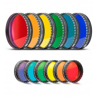 Baader Planetary Observation Colour Filters and Colour Filter Sets
