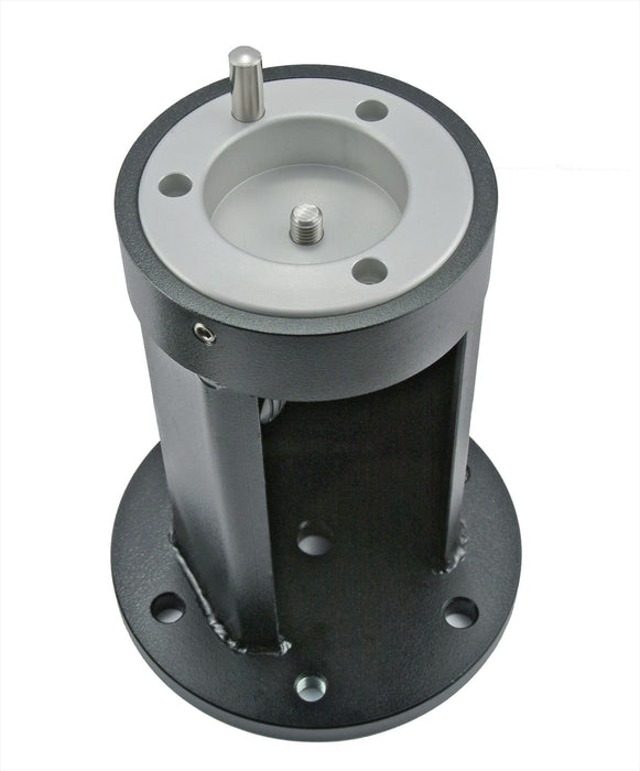 Baader Short Pillar III w/o Flange Adapter showing optional Flange Adaptor in place