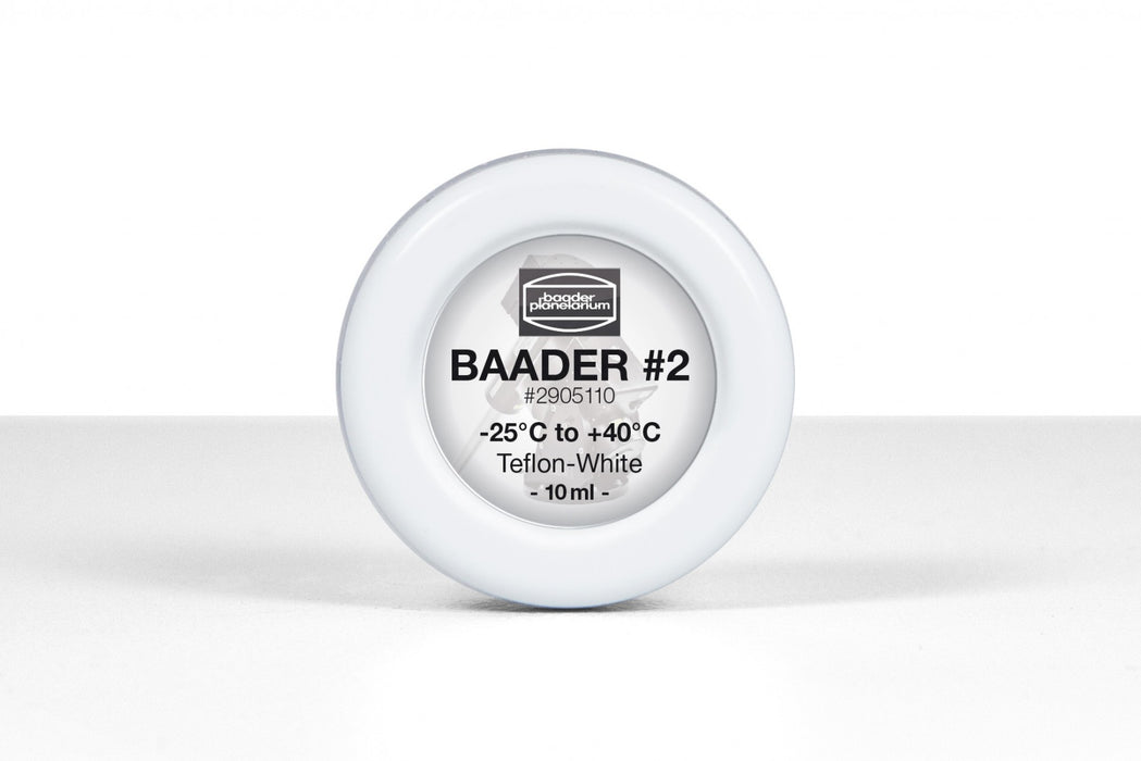 Baader Teflon-White Machine-Grease #2 (-25°C–+40°C)
