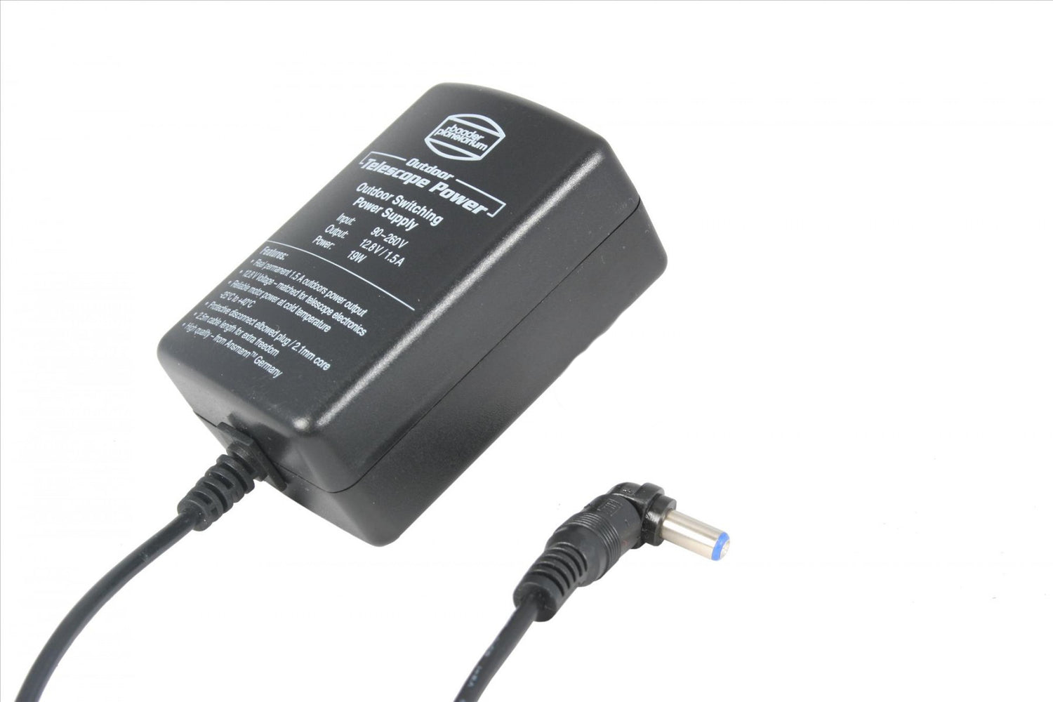 Baader Outdoor Telescope Power (OTP) 19W Switching Power Supply