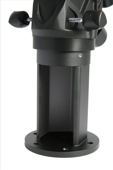 Baader Short Pillar III w/o Flange Adapter with a mount