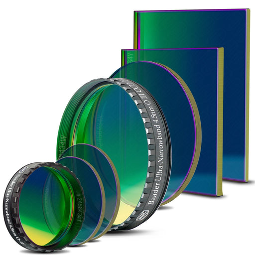 Baader Ultra Narrowband 4.5nm O-III CCD Filter