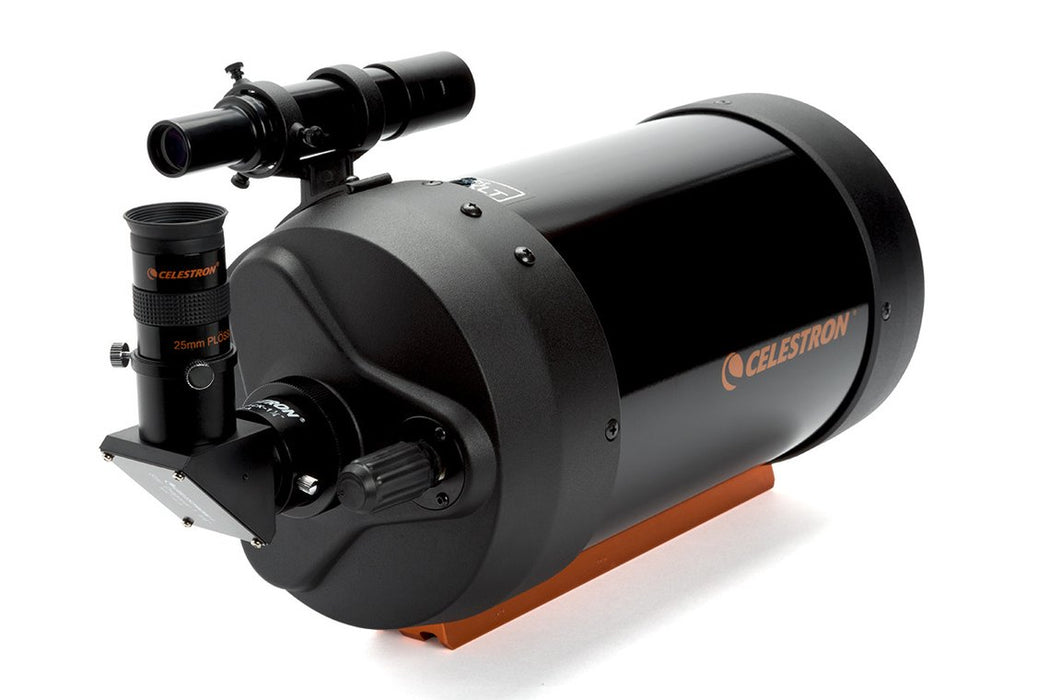 Celestron C6 XLT Optical Tube Assembly - rear view