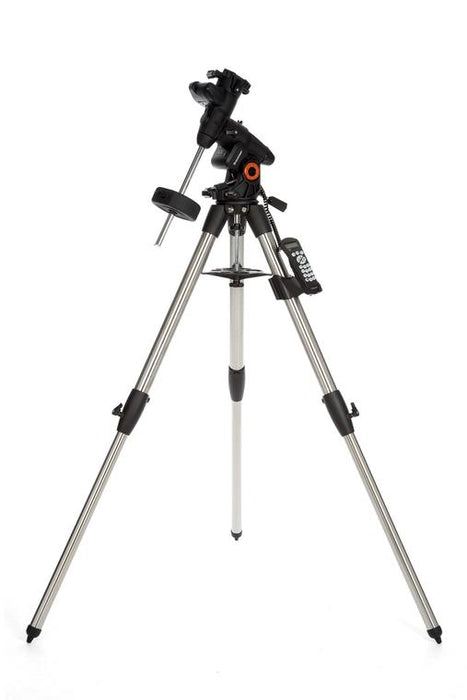 Celestron Advanced VX Mount and tripod showing all of the mount