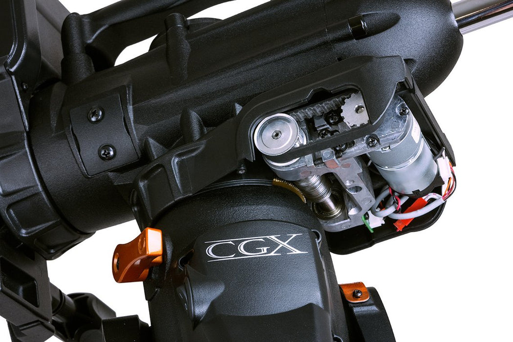 Celestron CGX Equatorial Mount and Tripod - belt drive
