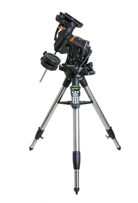 Celestron CGX Equatorial Mount and Tripod - full view