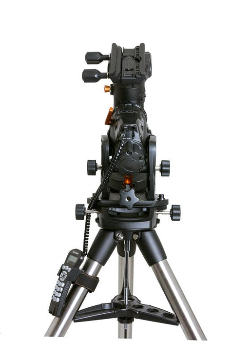 Celestron CGX Equatorial Mount and Tripod - looking north