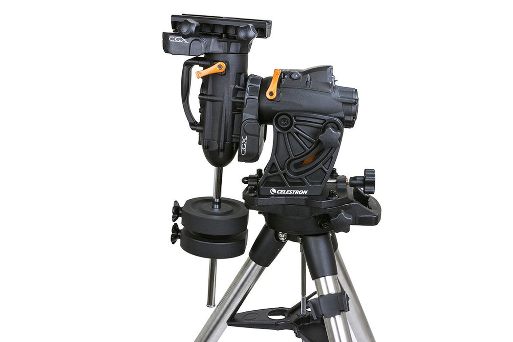 Celestron CGX Equatorial Mount and Tripod - low latitude setting