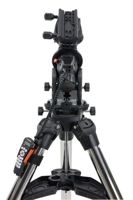 Celestron CGX-L Equatorial Mount and Tripod - looking north