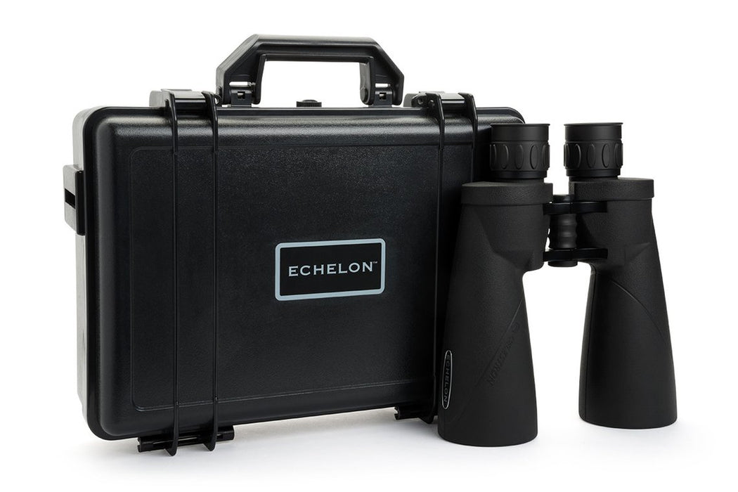 Celestron Echelon 20x70 Binocular and case