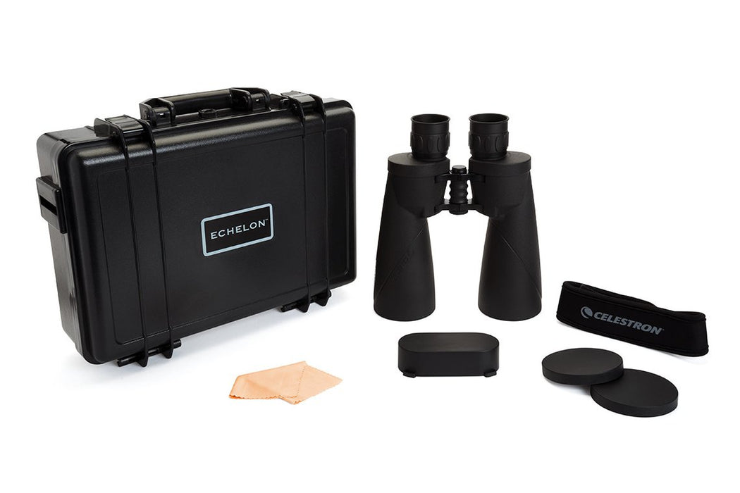 Celestron Echelon 20x70 Binocular - with accessories and case