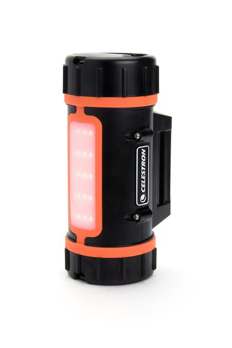 Celestron PowerTank Lithium - with RED LED light on