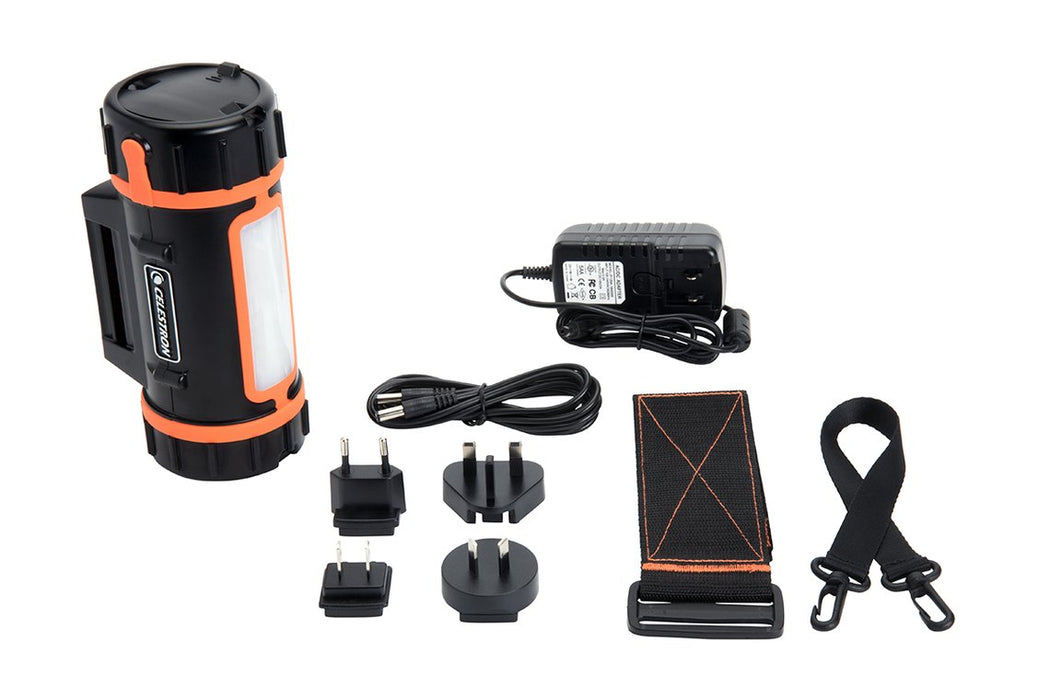 Celestron PowerTank Lithium - with supplied accessories
