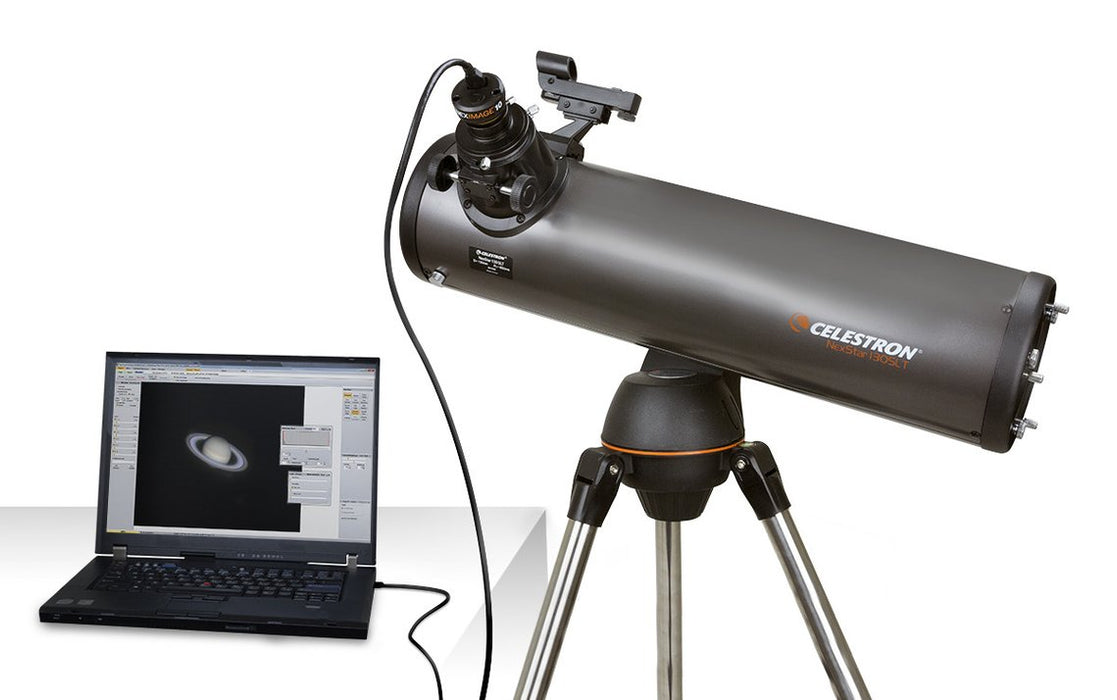 Celestron NexImage 10 MegaPixel Solar System Colour Imager (with telescope and laptop - NOT included)
