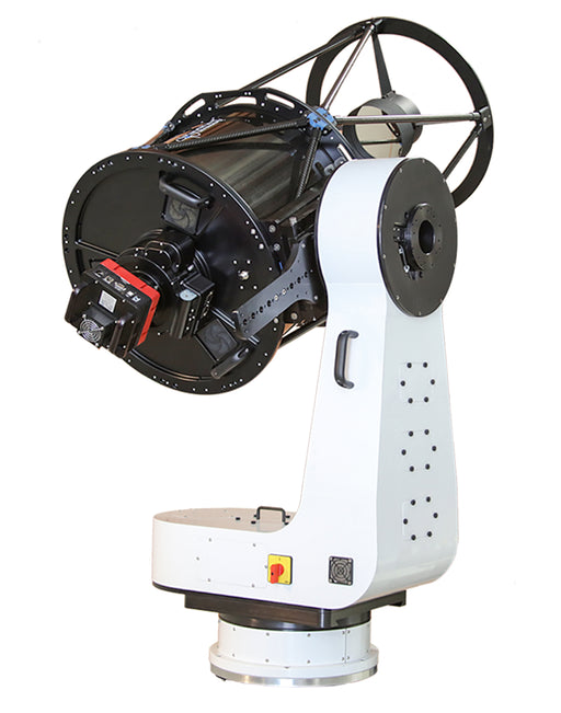 PlaneWave CDK400 Telescope System with CDK20 and L500 mount with optional CCD camera (not included)