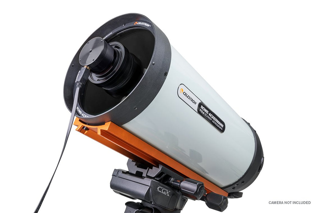 "Celestron 8"" Rowe-Ackermann Schmidt Astrograph (RASA) Telescope - CMOS/CCD camera attached"