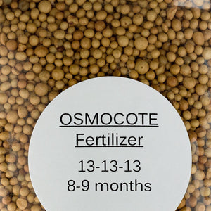 Osmocote Fertilizer 13-13-13 | Slow Release Fertilizer | 8-9 months | 3 lbs