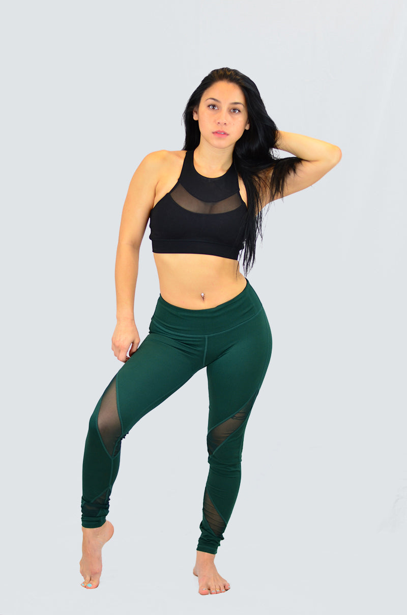 Green with Envy Leggings
