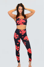 Load image into Gallery viewer, Highwaist Hibiscus Leggings (Not Mesh)