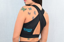 Load image into Gallery viewer, XOXO Razor- Sports Bra