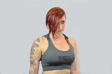Load image into Gallery viewer, Cage- Sports Bra