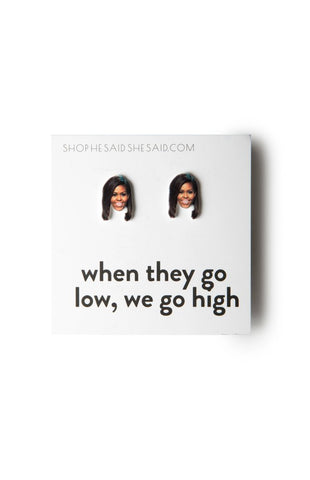 MICHELLE OBAMA Earrings