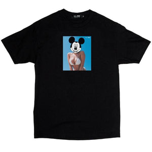 SKIM MILK | Mickey Licker Graphic Tee