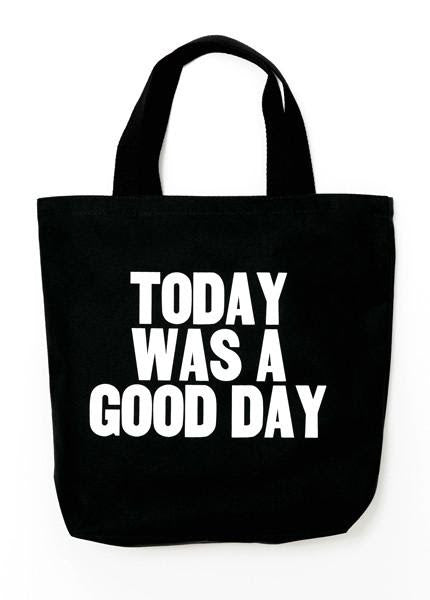 PAPER JAM PRESS | Today Was A Good Day Tote