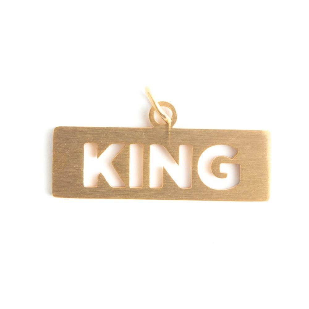 JAECI | KING Dog Tag