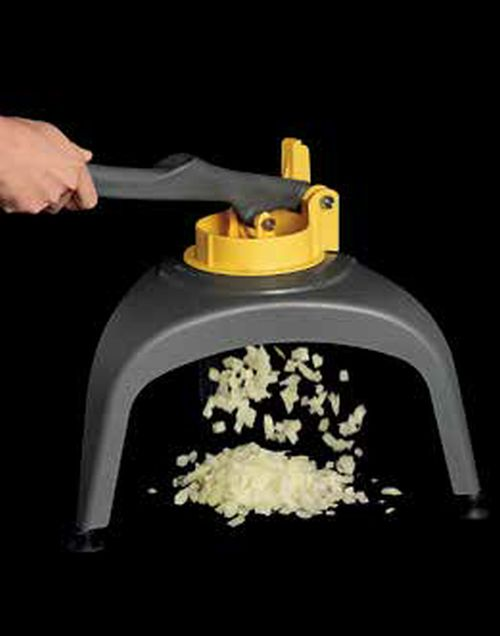 Matfer Prep Chef  - A Single Appliance for Chopping, Slicing and Crushing