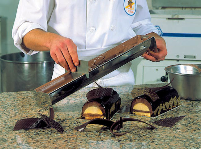 Accessories For Buche Cake Mold:  (Matfer Bourgeat)