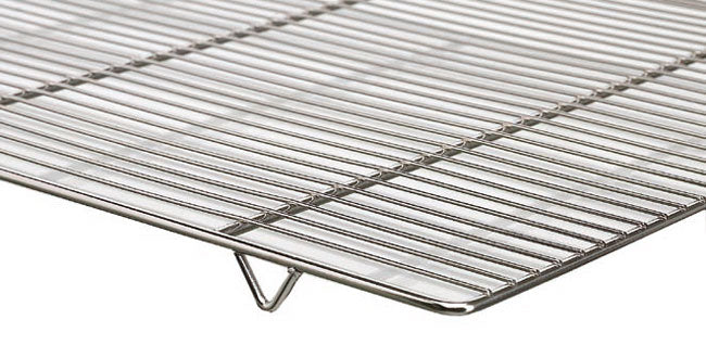 "<img src=""0000604_stainless-steel-wire-grid-with-feet.jpg?v=1557058009 "" alt=""Rectangular Cooling Rack With Feet  Matfer Bourgeat catalog"">"