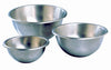 Mixing bowl - hemispherical: 8 in. Stainless Steel Mixing Bowl - 2 quart