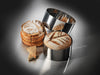 Party bread ring: Diameter 7 7/8 in. , height 3 9/16 in. - 200 mm
