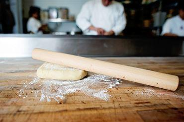 Beechwood Rolling Pin 19 5/8 In.  (Matfer Bourgeat)