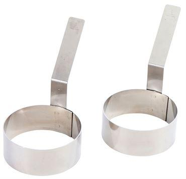 STAINLESS STEEL EGG RING  (Matfer Bourgeat)