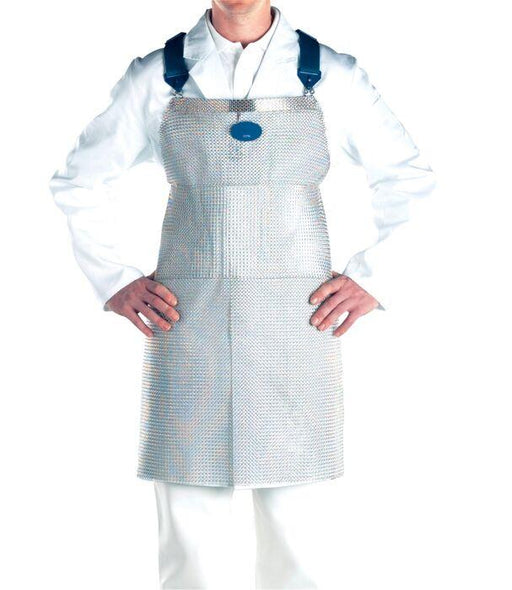 Stainless Steel Safety Apron  (Matfer Bourgeat)
