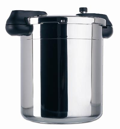 "<img src=""013320_1.jpg?v=1557246779 "" alt=""Pressure Cookers 8 1/2 Or 14 Quart.Stainless Steel Not For Canning  Matfer Bourgeat catalog"">"